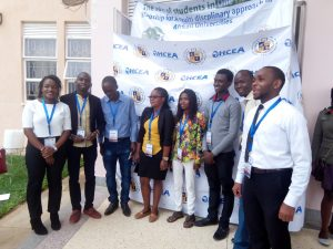 OHEA executive committee at MUST