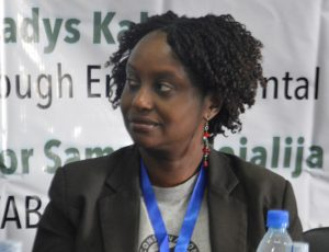 Dr. Gladys Kalema