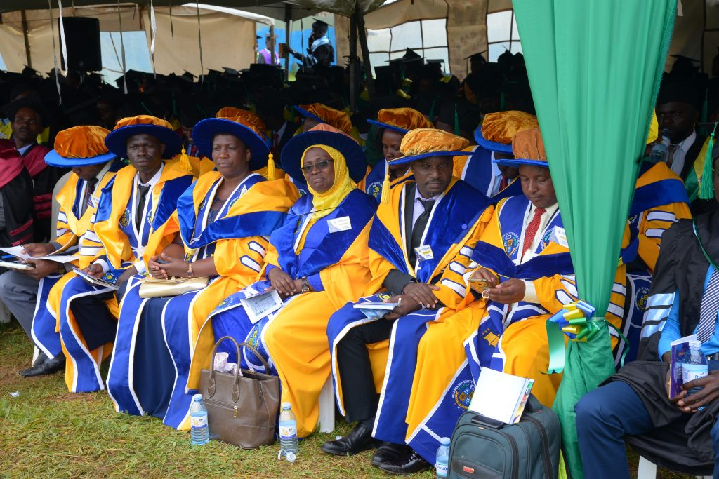 PhDs at 26th Graduation Ceremony