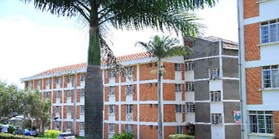 City campus Halls of residence at Mbarara University of Science & Technology