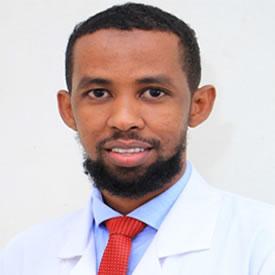 Dadai Mahat Abdi Mmed Internal Medicine. Mbarara University Alumni