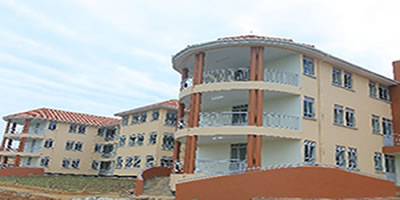 Kihumuro Gents' Hostel at Mbarara University of Science & Technology