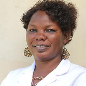 Lina Sara Mathew Alonga PhD. Mbarara University Alumni