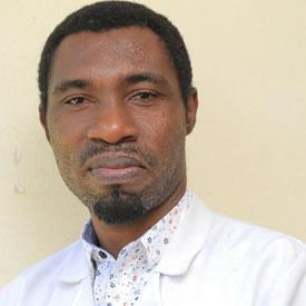 Olusoji Ajayi Celement PhD Pharmacognosy. Mbarara University Alumni