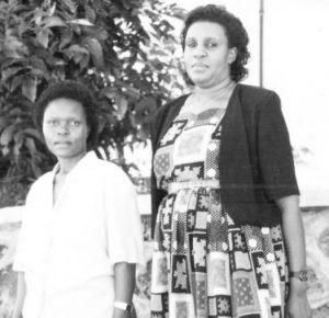 Madam Specioza Birungi & Madam Betty Kityo